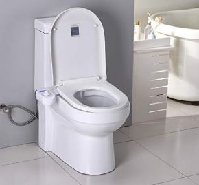Bidet-Fresh-Water-Spray-Foofoo-Non-Electric-Mechanical-Self-Cleaning-Nozzles-White-for-Toilet-Attachment-Easy-to-Install