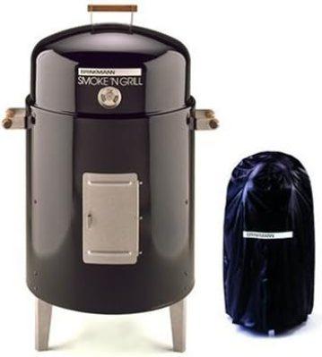 Brinkmann 810 5301 V Smoke N Grill
