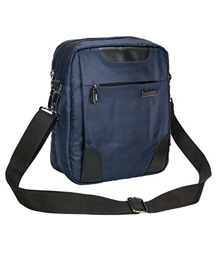 Killer Traviti Casual Travel Sling Bag – Premium Quality Shoulder Messenger Bag for Men – Navy Blue