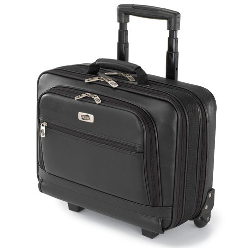 Samsonite Business American Tourister Rolling Laptop Bag Black