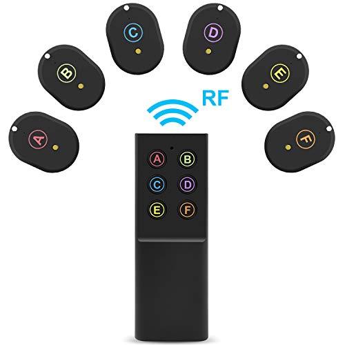 Key Finder Locator, Whew Wireless RF Key...