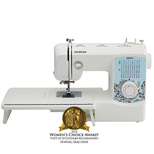 Brother XR3774 Full-Featured Sewing Quilting Machine
