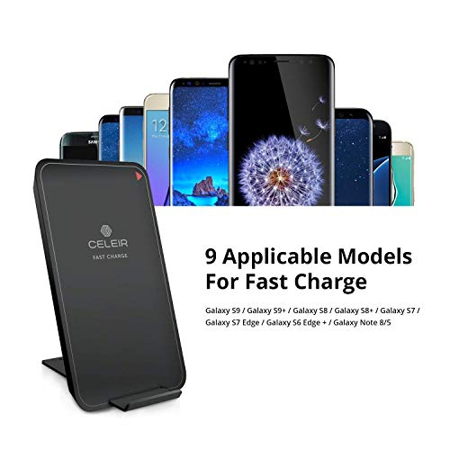 BigBlue Foldable Waterproof Outdoor Solar Battery Charger with SunPower Solar Panel for iPhone 8/X/7/6s (Black)