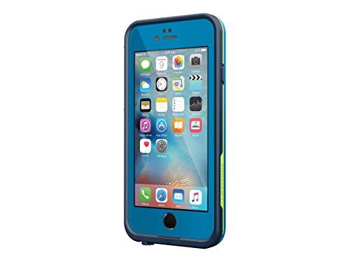 Lifeproof FRE SERIES iPhone 6 Plus/6s Plus ONLY Waterproof Case - Retail Packaging - BANZAI (COWABUNGA/WAVE CRASH/LONGBOARD) (Renewed)