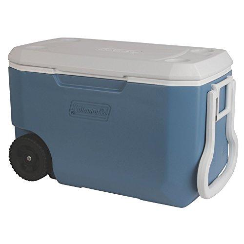 Coleman 3000004025 Cooler 62Qt Whld Blue/Wht/Wht 5862
