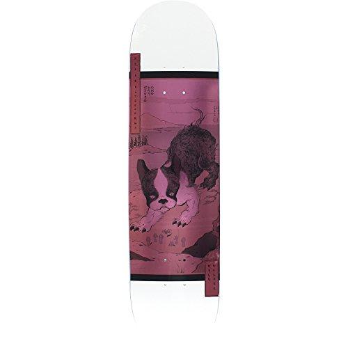 Real Walker Zodiac Temple of Skate LTD Skate Deck-7.75 w/Mob Grip