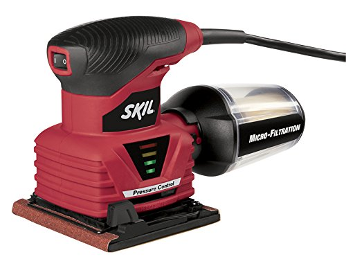 SKIL 7292-02 2.0 Amp 1/4 Sheet Palm Sander