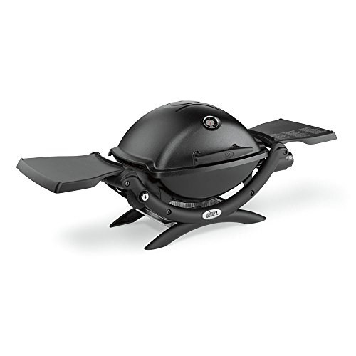 Weber Q1200 Table Top Grill Review