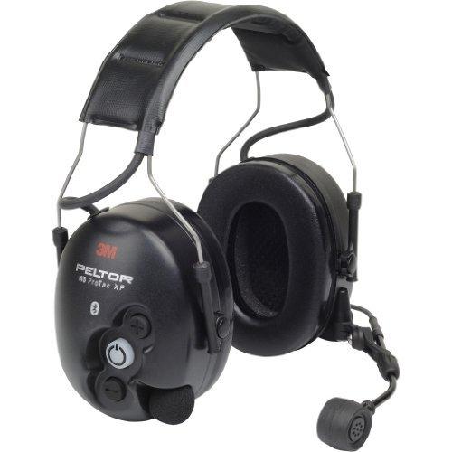 3M PELTOR WS ProTac XP Ear Defender Headband Bluetooth 31 dB Black MT15H7AWS5