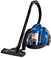 Bissell Zing Rewind Bagless Canister Vacuum – Best For Multi-Surface