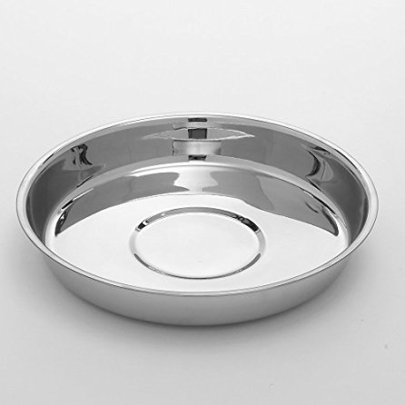 American-Metalcraft-CDFP44-Mesa-Round-Roll-Top-Chafer-Food-Pan-Only