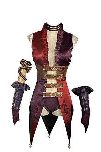 Taian-Liuzhen-Building-Injustice-Gods-Among-Us-Harley-Quinn-Dress-Cosplay-Costume