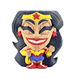 "Cryptozoic DC Comics Teekeez Wonder Woman 2.5"" Stackable Vinyl Figure - Window-Box"