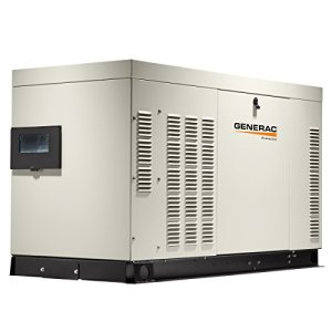 Generac RG03624ANAX Protector Series, 36kW Liquid Cooled Standby Generator, Diesel Powered, Single Phase, Aluminum Enclosed (Discontinued by Manufacturer)