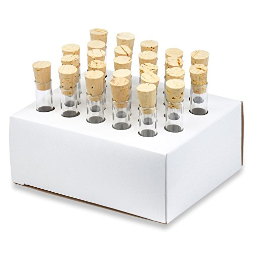 Test Tubes With Cork Stoppers