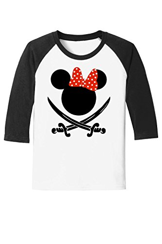 Pirate Minnie - Disney Cruise - Pirate Night Tee