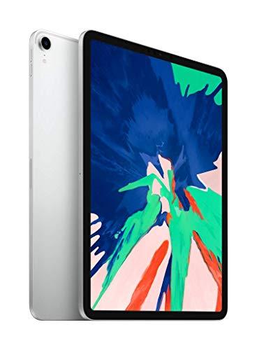 Apple iPad Pro (11-inch, Wi-Fi, 256GB) - Silver (Latest Model)