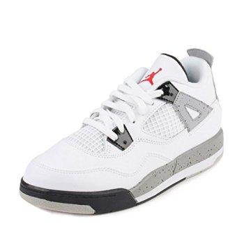 sports shoes e5d64 edbbf NIKE Jordan 4 Retro GP Boys Basketball-Shoes 487725