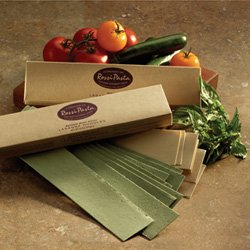12 oz. No Parboil Spinach Basil Garlic Lasagna Noodles