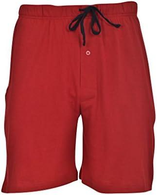 Hanes Men's 2-Pack Cotton Knit Short 2