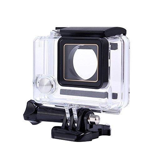 Waterproof Case for Gopro, Calas Replacement Waterproof Protective Dive Housing Case for GoPro Hero 4 3+ 3 Camera – Underwater 40 Meters