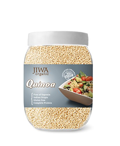 JIWA healthy by nature Organic Quinoa Price In India
