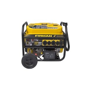 Performance Series 10,000 Watt Portable Gasoline Generator with Wheel Kit