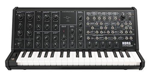 Korg MS20 Mini Semi-Modular Analog Synthesizer (MS20MINI), MultiColored, M