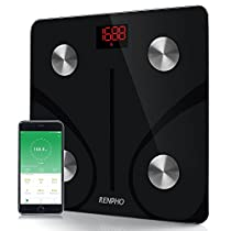 Save 10% on RENPHO Bluetooth Scale