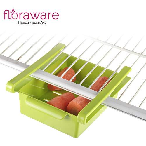 412V78o1ctL Floraware Refrigerator Storage Rack, Set of 2