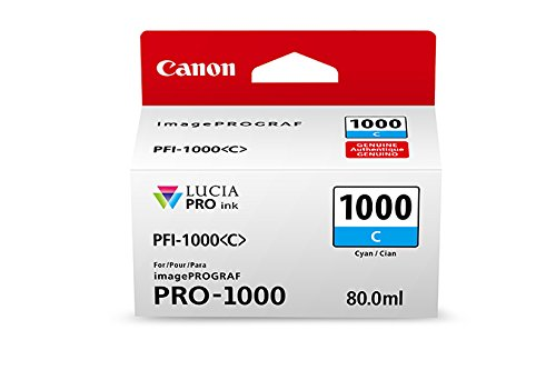 CanonInk-Lucia-PRO-PFI-1000-Cyan-Individual-Ink-Tank