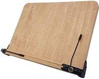 BestBookStand INP-102-O Patented Ergonomic Premium Book Stand (Bookstand / Bookstands / Holder / Cookbook / Music)