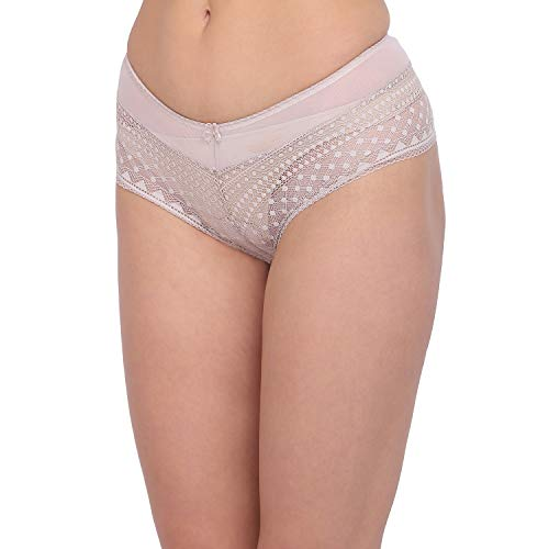 LotusLeaf Women Lace Non Padded Wired Bridal Bra Panty Set