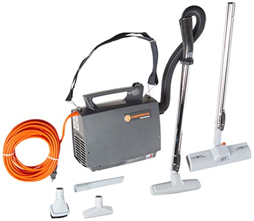 Hoover-CH30000-PortaPower-Lightweight-Commercial-Canister-Vacuum-Orange