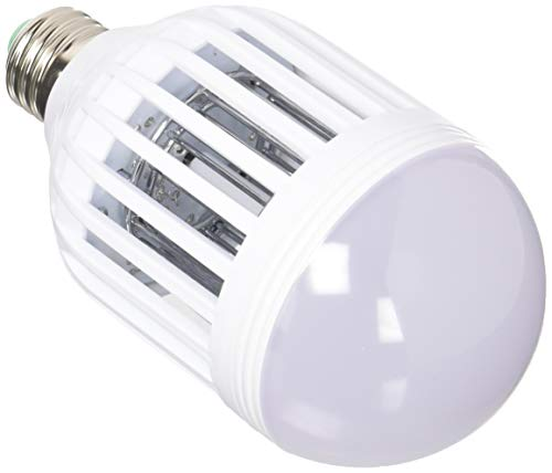 PIC Bug Zapper IKC 2-in-1 Insect Killer & LED Bulb, Ivory