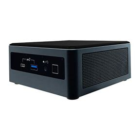 Intel-NUC-NUC10i7FNH-Ultra-Small-Mini-PCHTPC-10th-Gen-Intel-6-Core-i7-10710U-up-to-470-GHz-CPU-8GB-DDR4-RAM-256GB-SSD-Wi-Fi-Bluetooth-Intel-UHD-Graphics-Windows-10-Professional