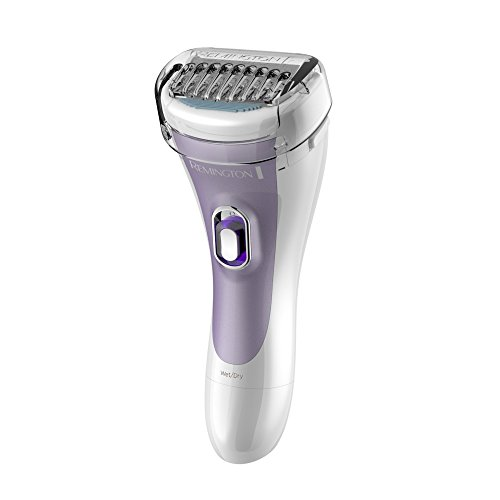 Remington WDF4840 Women's Smooth and Silky Foil Shaver, Purple