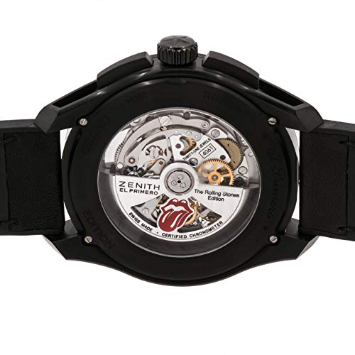 Zenith El Primero Mechanical (Automatic) Black Dial Mens Watch 96.2260.4061/21.R575 (Certified Pre-Owned)