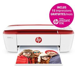 HP Deskjet 3733 All-in-One Printer, Instant Ink with 2 Months Trial