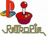 Raspberry Pi Xtreme Retropie Supreme Card - 6,490+ Games Plus PSX USB of 50 Top Selling PSX for Raspberry Pi 2, 3, 3B+