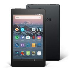 413 gbdZL3L - Fire HD 8 Tablet, 16 GB, Black—with Special Offers