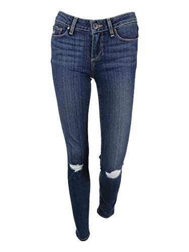 4136%2B5QEBgL Made from our most luxuriously soft transcend fabric. Using the latest performance fiber technology, this denim features an innovative formula that combines chic with comfort and won't stretch out no matter what. It has true denim appeal and moves with you all day 30 inch inseam