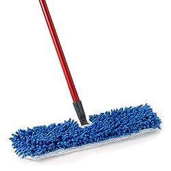 O-Cedar Dual-Action Microfiber Sweeper - Best Dust Mop