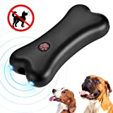 Petacc Anti Barking Device, Ultrasonic Dog Barking Control Deterrent for Dog Walking Training Outdoor, 16ft...