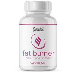 Sanar Naturals Fat Burner for Women - Weight Loss Pills - Appetite Suppressant - Metabolism Booster, B12 Energy, Natural… 37