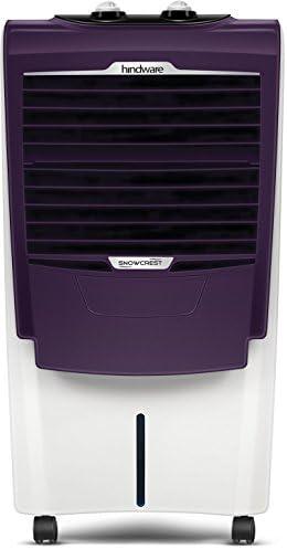 Hindware 165 Snowcrest 36H Personal CP-173601HPP 36-Litre Air Cooler (Premium Purple)