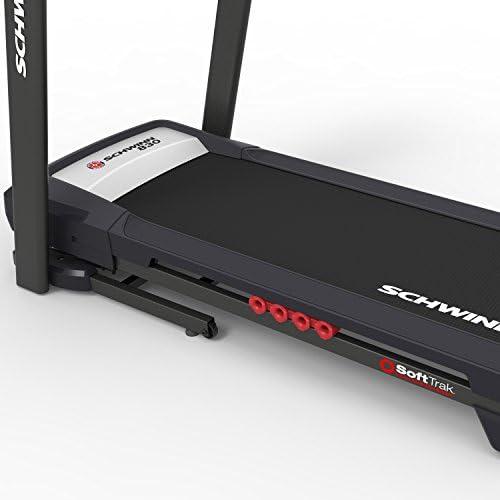 Schwinn 830 Treadmill 4