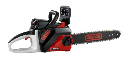 OREGON CORDLESS 40 Volt MAX CS250-S6 Chain Saw Kit with 1.25 Ah Battery Pack