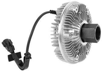 TOPAZ-3261-Electric-Engine-Cooling-Fan-Clutch-for-03-10-Ford-F-250-F-350-Super-Duty-Excursion-60L-V8