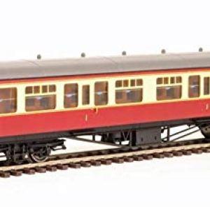 Hornby R4493B BR Hawksworth 1st Class Coach 'W8119W, Multi 413gdtxf6AL